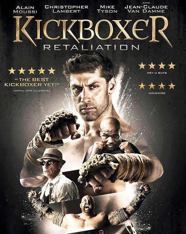 مشاهدة فيلم Kickboxer: Retaliation 2017 مترجم