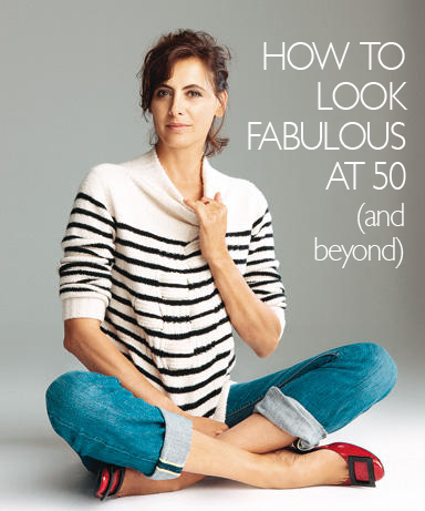 How To Look Fabulous At 50 And Beyond Better After 50