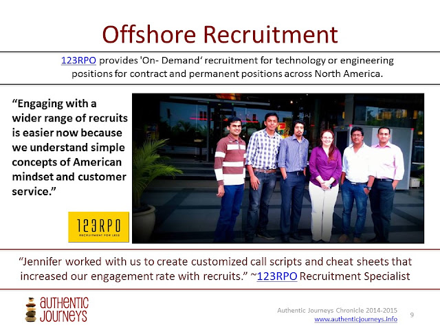 Training for Offshore Recruitment Professionals in India