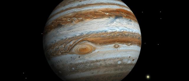 Planeta Júpiter, el gigante gaseoso