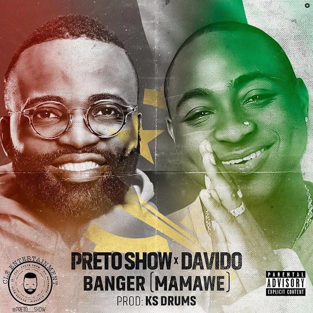 Preto Show Ft. Davido - Mamawe (Baixar Gratis)