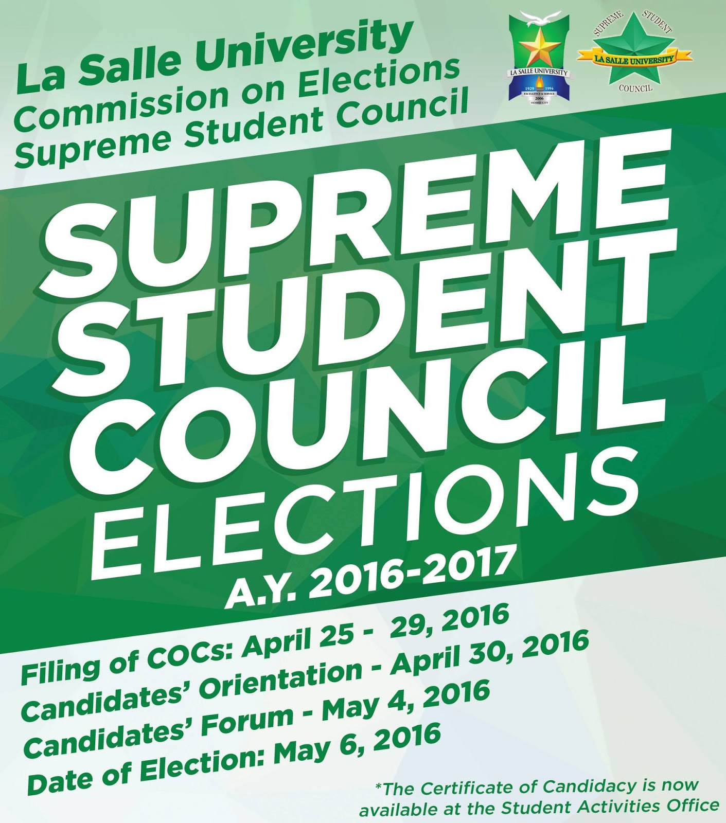 Integrated school buwan ng wika 2015 student life lsu higher education supreme student council election 2016 yadclub Choice Image