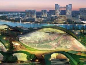 ¡Las 5 ciudades futurísticas más impresionantes!