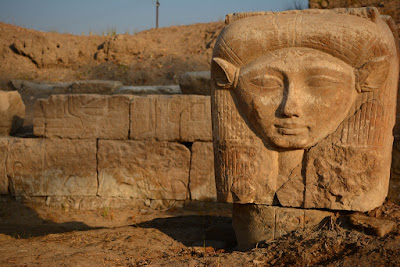 A new beginning for Egypt's ancient capital