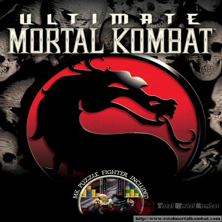 Download Ultimate Mortal Kombat 3 Game For PC