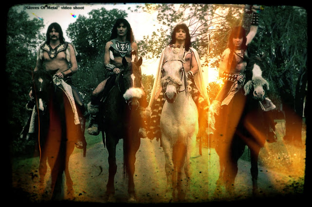 Manowar - 'Gloves Of Metal (Special Edition)'