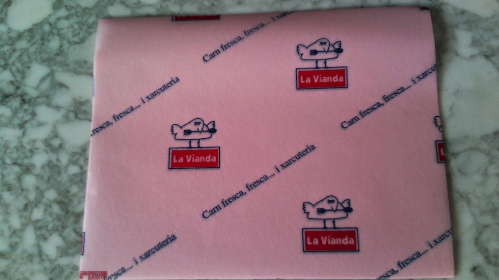 papel rosa antigrasa