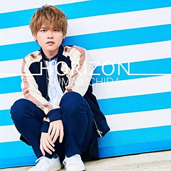 [Album] 內田雄馬 – HORIZON (2019.07.24/MP3/RAR) | MinimumMusic.com