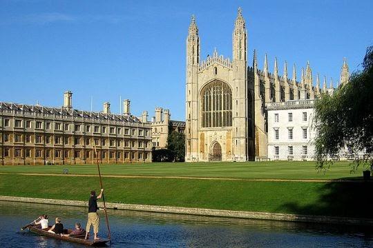 Cambridge, Inggris