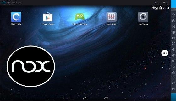Nox App Player ������ ������� ��������� ��� ���������