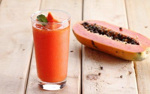 Jus buah pepaya merupakan jus pencegah kanker yang ampuh