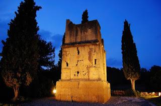 Torre denominada 'de los Escipiones', cercana a la ciudad de Tarraco, capital de la Hispania Citerior.