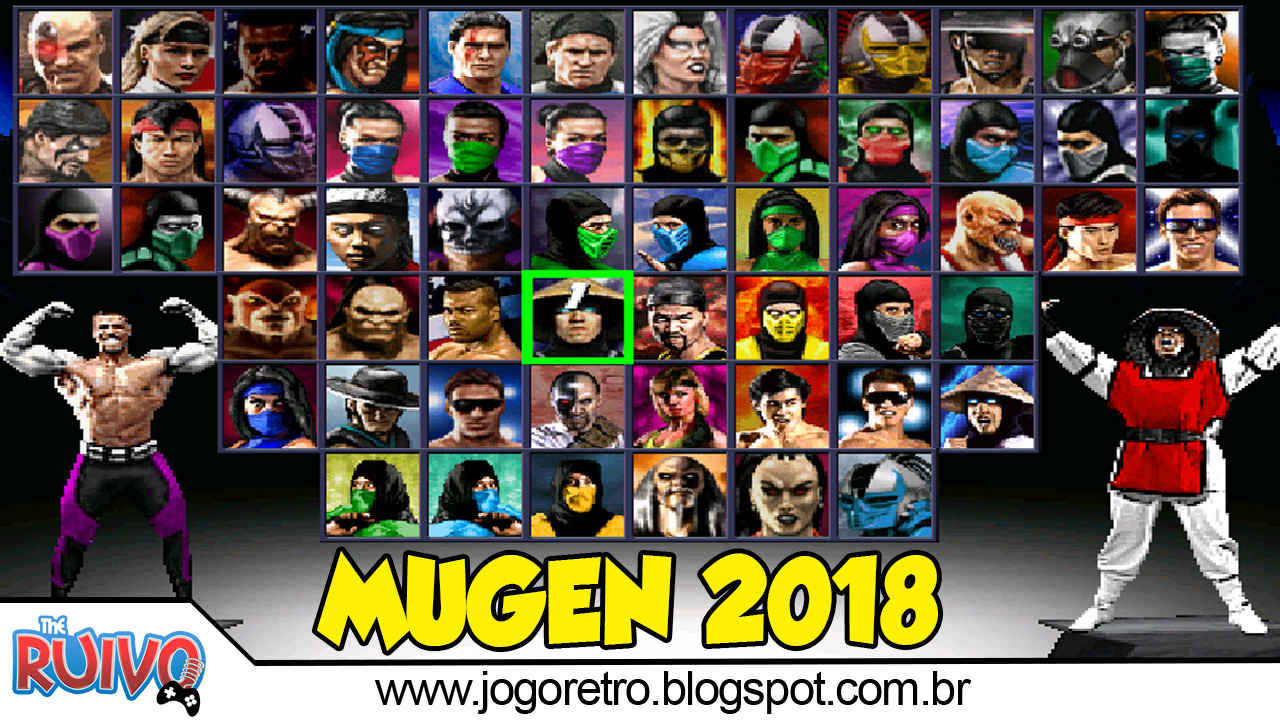 Mortal Kombat Trilogy 2018 - MK1 MK2 MK3 MKP MKP 2 9 e MKT