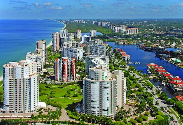 Naples na Flórida
