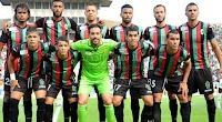 نادي الجيش الملكي يقلب الطاوله على فريق نهضة الزمامرة في الدوري المغربي