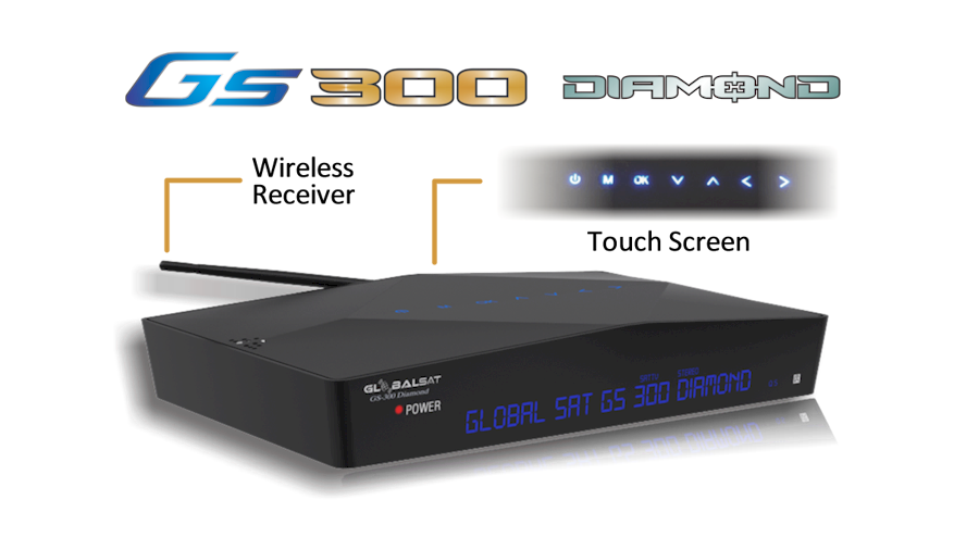 Globalsat GS300 Diamond