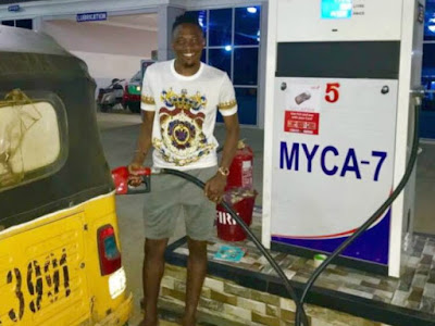 ahmed musa 2 petrol filling stations kano
