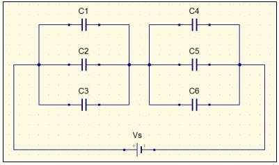 Contoh Soal dan Pembahasan Kapasitor Paralel 5 Contoh Soal dan Pembahasan Kapasitor Paralel
