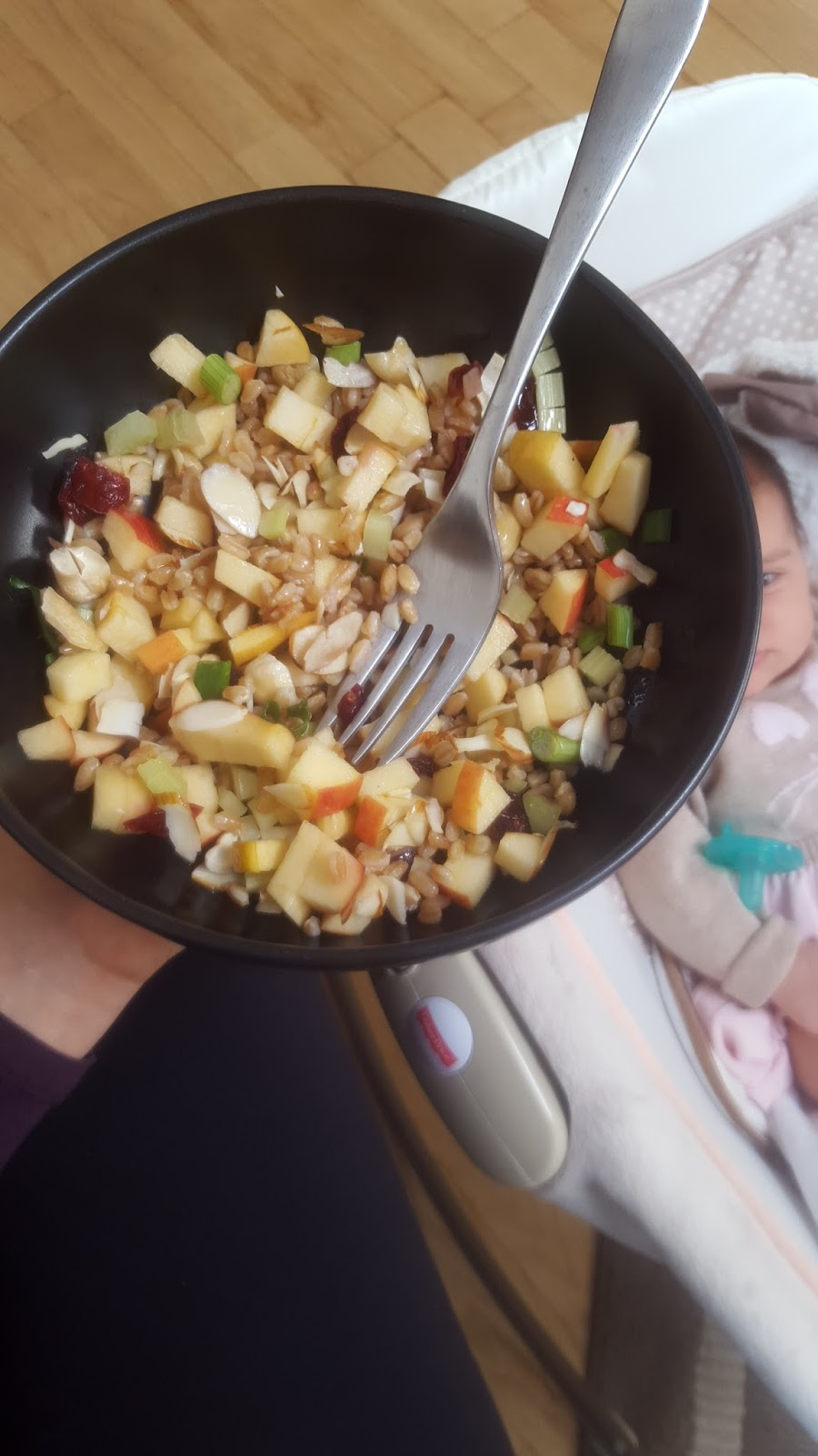 I Tricked Myself Silly (Sugar Edition): Quinoa Salad with ...