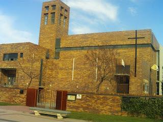 Resultado de imagen de parroquia maria maravillas getafe