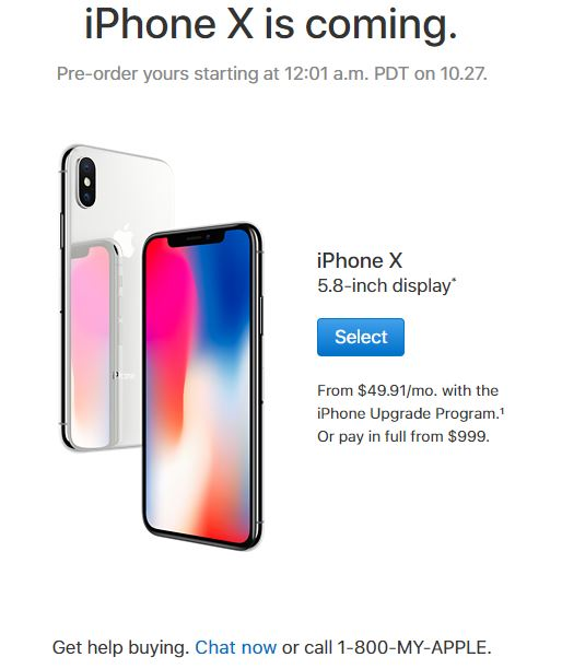 iphone-x-pre-order-starts