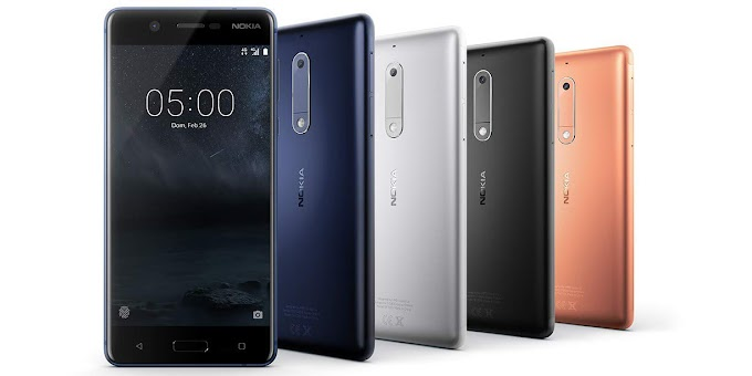 Nokia 5 receives Android 9 Pie software update