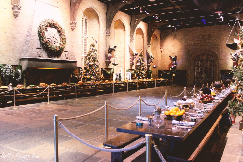 Great Hall, Christmas