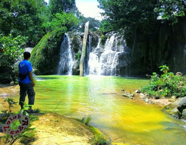 Air Terjun Lembah Bongok