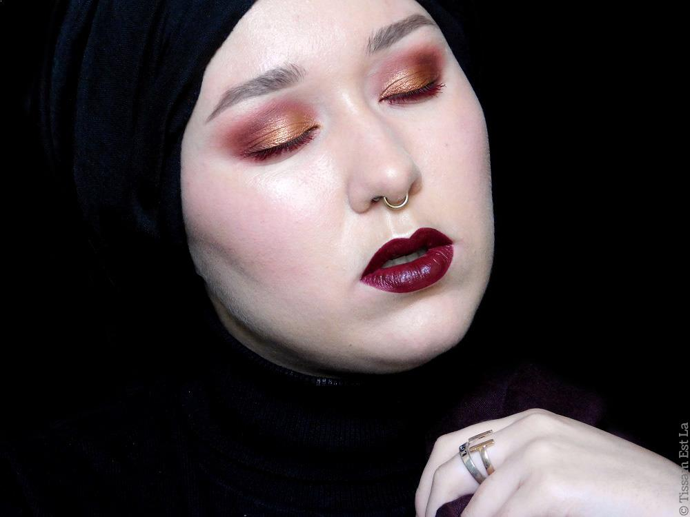 Kenza Makeup Look | Juvia's Place The Masquerade & The Magic Palette - Sleek The Original Palette - ColourPop Ultra Satin Lip Prim - The Ordinary Coverage Foundation 1.2 Neutral - Primark PS... Master Blush Palette - Pierre René Professional Eyebrow Set - Makeup Revolution Ultra Pro Glow