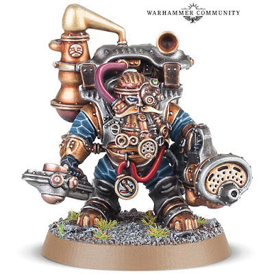 warhammer age of sigmar kharadron overlords aether khemyst