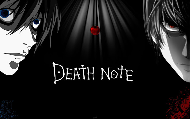 Film Anime Terpopuler Yang Wajib Ditonton - Death Note
