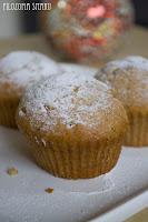 (Świąteczne muffinki