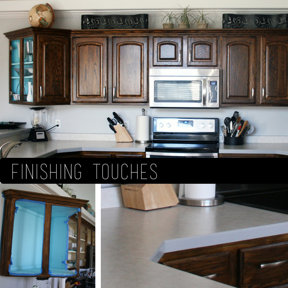 How Much To Redo Kitchen Cabinets: The How-To Gal: How-To Refinish Kitchen Cabinets