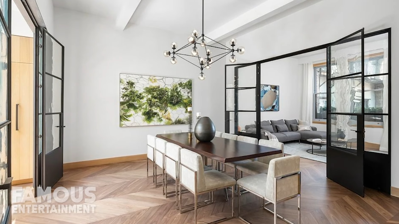 Home Interior Design Tour vs. Mary-Kate & Ashley Olsen Twins | House Tour | $7.3 Million Dollar Greenwich Village & Gramercy Park