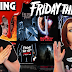 FRIDAY THE 13TH Films Ranked 💀  All 12 Movies From Worst to Best!