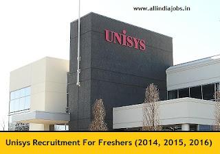 Unisys Careers