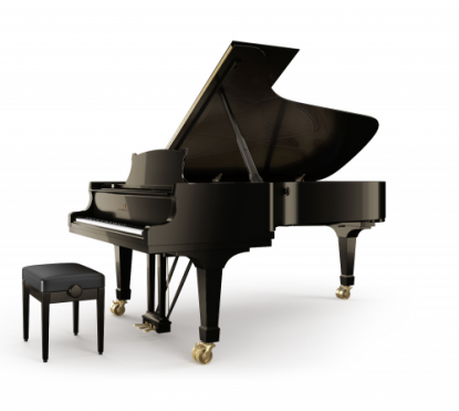 Piano Steinway Model C