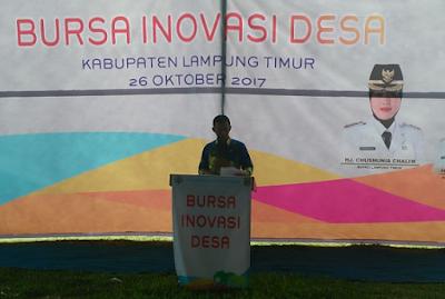 Pleno Bursa Inovasi Desa Resmi Dibuka