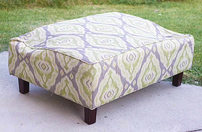Miraculous Do It Yourself Divas Diy Fixing A Broken Ottoman Ibusinesslaw Wood Chair Design Ideas Ibusinesslaworg
