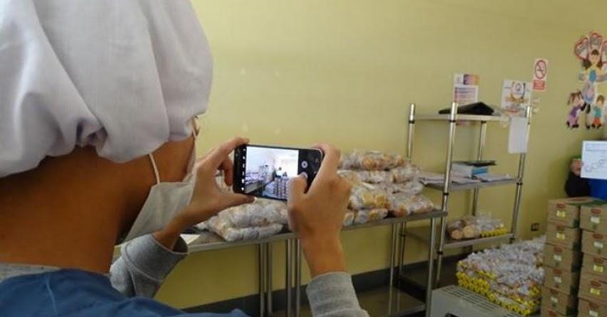 QALI WARMA: Programa social continúa con visitas inopinadas para supervisar la entrega oportuna de las raciones a las instituciones educativas de Áncash - www.qaliwarma.gob.pe