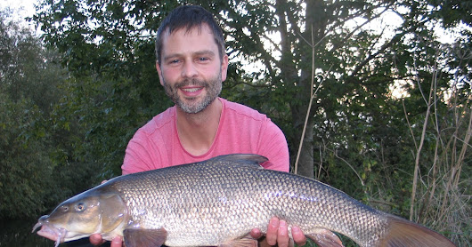 The barbel keep on coming