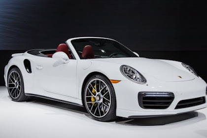 Porsche 911 Turbo S Cabriolet 2017 Review, Specs, Price