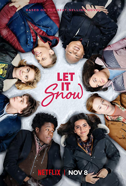 Poster of Let It Snow (2019) Dual Audio [Hindi-DD5.1] 720p HDRip ESubs Download