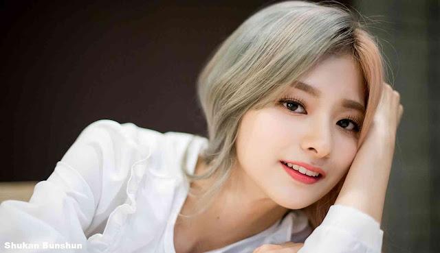 Lee Nagyung Tzuyu TWICE Fromis_9 nakyung mirip_6