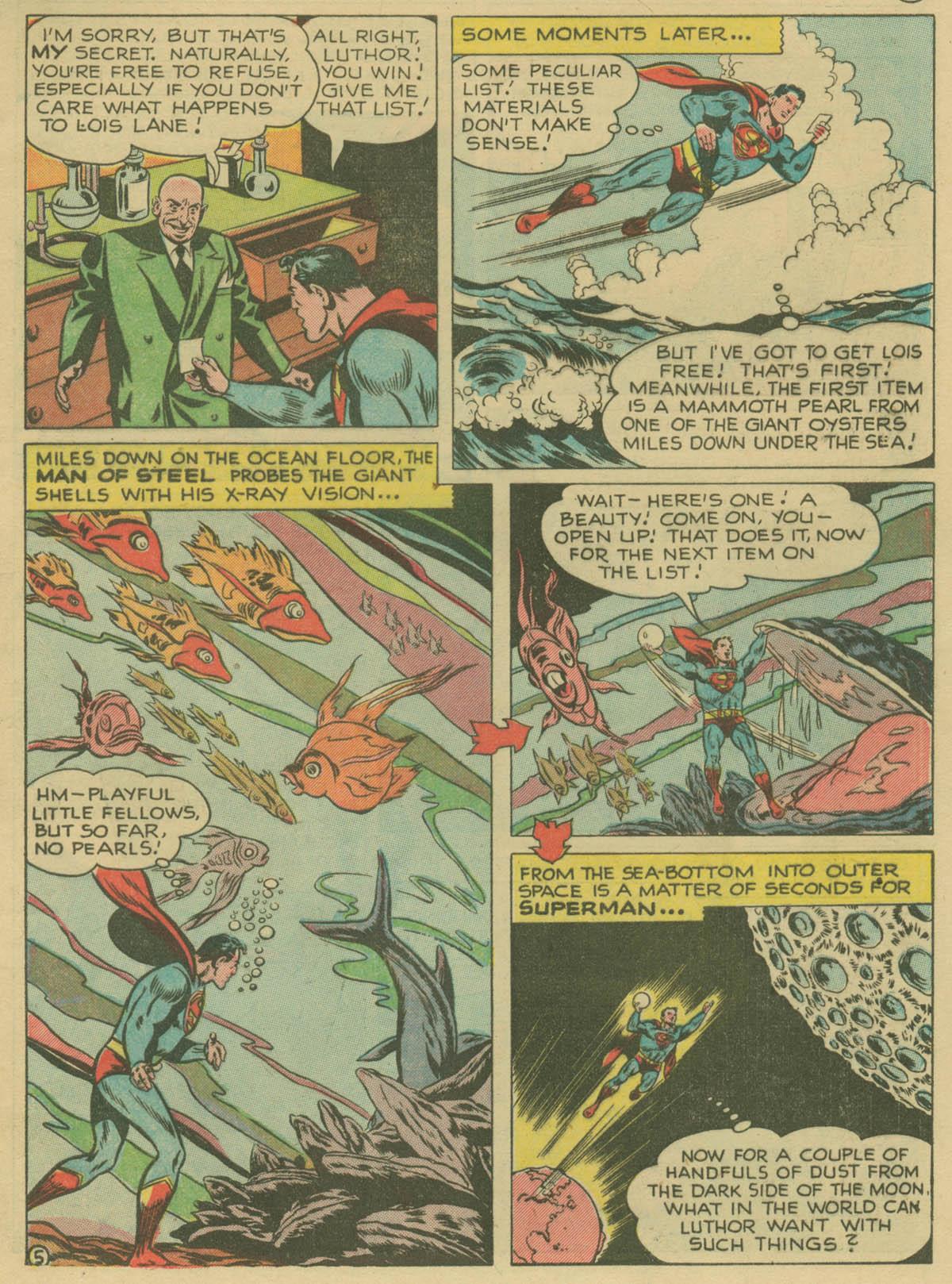 Action Comics (1938) 141 Page 5