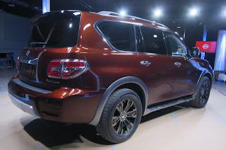 2018 Voiture Neuf 2018 Nissan Armada date de sortie, prix, photos