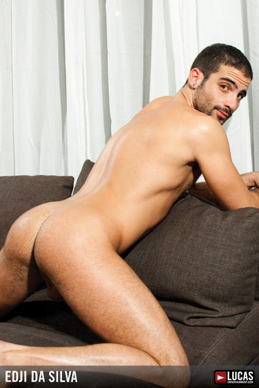 Edji Da Silva Hairy Asses