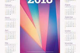 2018カレンダー7