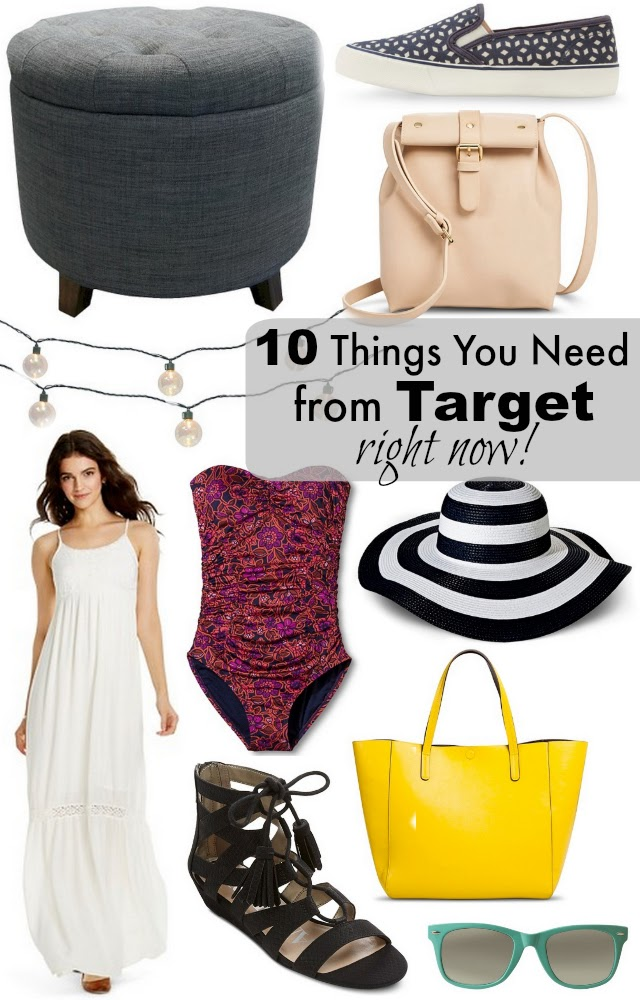 Spring 2015 what to buy from target right now