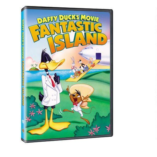 Daffy Duck Movie ( Fantastic Island ) Hindi